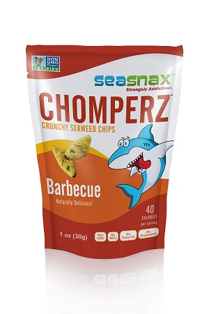 SeaSnax Chomperz Barbecue