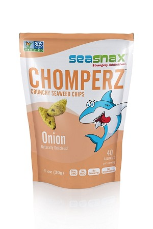 SeaSnax Chomperz Onion