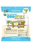 SeaSnax Organic Classic Family 4-Pack