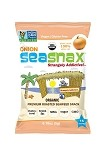 SeaSnax Organic Toasty Onion Grab & Go (6-Pack)