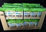 SeaSnax Wasabi Grab & Go 72-PK Box